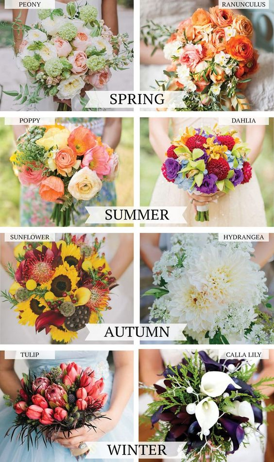 Flower Seasons